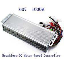 US E-bike Multiple Voltage/Power Selection Brushless DC Motor Speed Controller