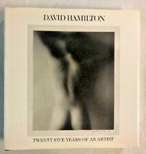 DAVID HAMILTON TWENTY-FIVE YEAR 1ST FINE IN DJ