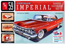 1959 Chrysler Imperial Hardtop 1:25 AMT Model Kit Bausatz AMT1136