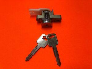 2000-2006 LINCOLN LS DOOR LOCK CYLINDER DRIVER FRONT LEFT 2 KEYS USED OEM!