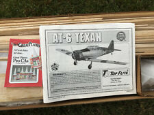 AT-6 Texan Airplane Kit Top Flite - New-in-a-Box