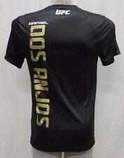 Rafael Dos Anjos Men's M, L Official Fighter Kit Jersey MMA Reebok