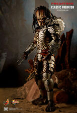 "HOT TOYS 1/6 PREDATORS MMS162 CLASSIC PREDATOR MASTERPIECE 14"" ACTION FIGURE"