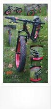 Fat bike JHI Fatbike Terminator Extreme 26 inch Wheels With 7 Shimano Gears