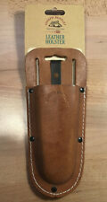 Leather Belt Holster For Garden Tools New