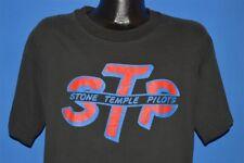 vintage 90s STONE TEMPLE PILOTS CORE STP 1ST ALBUM BLACK GRUNGE t-shirt LARGE L