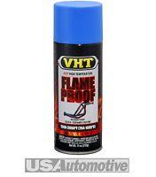 VHT FLAT BLUE FLAMEPROOF EXHAUST MANIFOLD HEADER  PAINT COATING SP110