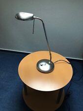Schreibtischlampe Silber Halogen