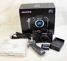 Fujifilm X-T1 16.3MP Digital SLR Camera - Black (Body Only)