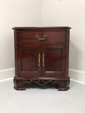 MILLENDER Mahogany Chippendale Nightstand