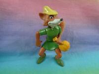 Vintage 1990's McDonald's Disney Robin Hood Fox Figure