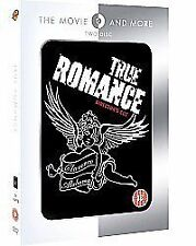 TRUE ROMANCE Movie And More 2 DISC SPECIAL DVD Dennis Hopper Val Kilmer UK NEW