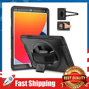 Shockproof Protective Cover Case for iPad 8th Generation 2020/ 7th Gen 2019