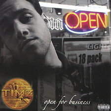 Timz - Open for Business [New CD]