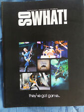 More details for so what! metallica fanclub magazine vol 16 number 1 2009 mint
