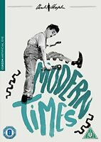 Modern Times  Charlie Chaplin DVD