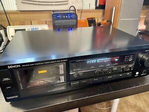 Denon DR M30HX 3 Head HX Pro Cassette Deck - SERVICED!