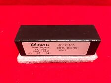 TE Connectivity KILOVAC K81C335 HV Power Relay SPDT 26.5 VDC, 10kV, 290 ohm, 5A