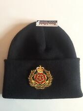 Duke Of Lancaster's Regiment - British Army Units - Woolly Turn Up Hat / Beanie