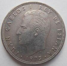 España 1975 1977 25 pesetas