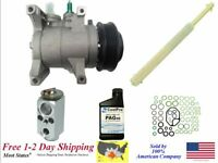 New A/C AC Compressor Kit For 2011-2013 Jeep Grand Cherokee (3.6L only)