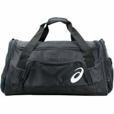 ASICS Edge II Duffle Bag  Athletic   Bags - Black - Mens