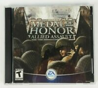 Medal of Honor Allied Assault CD-Rom 2002 PC Game CD-Rom