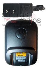 Motorola Impres MOTOTRBO Charger PMPN4174A XPR7350 XPR7550 XPR6550 XPR6350