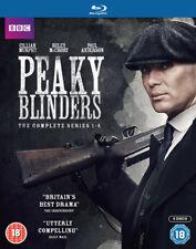 Peaky Blinders: The Complete Series 1-4 Blu-ray (2018) Paul Anderson ***NEW***