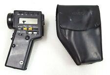 Minolta Spot Meter F Flash & Ambient Light Exposure Meter with Cap & Case