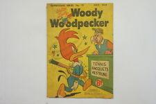 Woody Woodpecker No. 75, 84, 86 and Andy Panda No. 96 published 1954-1956