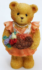 """Cherished Teddies - BARBARA - """"Giving Thanks For Our Family"""""""