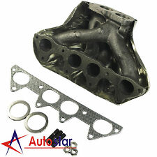 New Exhaust Manifold 4 Cyl w/Heat Shield For Honda Odyssey Accord Acura CL Oasis