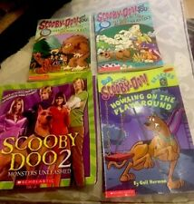Lot Of 4 Scooby Doo Kids Books