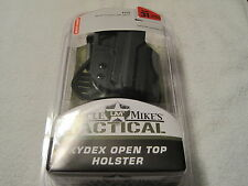 UNCLE MIKES KYDEX OPEN TOP HOLSTER - FITS HK USP COMPACT ALL CALIBERS