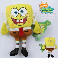 "SpongeBob Squarepants 15cm / 6"" Soft Plush Stuffed Doll Toy Laughing"