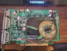 EVGA NVidia GeForce 9500 GT 512MB DDR2 PCIe 2.0 x16 Video Card Dual-DVI/S-Video