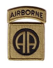 "82nd AB DIVISION ""Multicam® Patch"" (Fabrication Actuelle)"