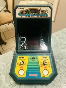 Galaxian Midway Caleco 1981  Mini Arcade Game!  Tested & It WORKS GREAT!