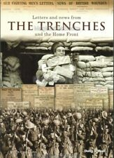 WORLD WAR I: LETTERS & NEWS FROM THE TRENCHES **NEW** - FAST WITH FREE P&P