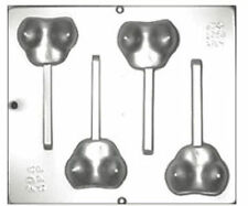 Set of Female Breasts / BOOBS Lollipop Chocolate Candy Mold  754 NEW