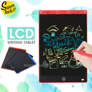 LCD Writing Tablet Doodle Drawing Board Early Education Toys Colorful Doodle Pad