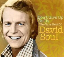 David Soul : Don't Give Up On Us: The Very Best of David Soul CD (2010)