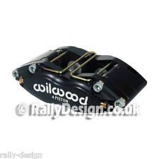 Wilwood Pinza 4 Pot midilite montaje radial Forjado Billet