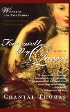 Very Good, Farewell, My Queen, Thomas, Chantal, Book