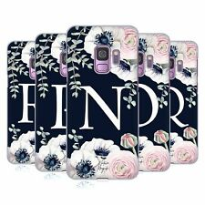 OFFICIAL NATURE MAGICK FLORAL MONOGRAM NAVY FLOWERS 2 CASE FOR SAMSUNG PHONES 1