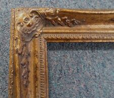 Picture Frame-16x20 Shabby Chic Antique Style Baroque Ornate Gold & Bronze 102G