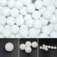 15-100pcs Ping Pong Balls Washable Olympic Practice Table Tennis Ball Wholesale