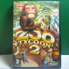 Zoo Tycoon 2 (PC, 2004) (With Case & Manual)