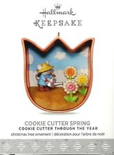 Hallmark 2017 Spring, Cookie Cutter Mouse! Ornament 4th in the Series